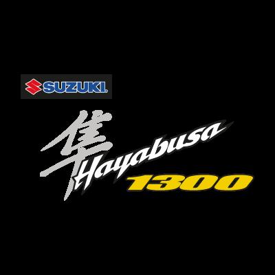 Suzuki Hayabusa 1300 logo vector
