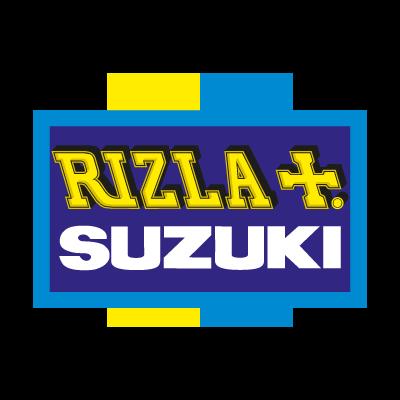 Suzuki Rizla logo vector