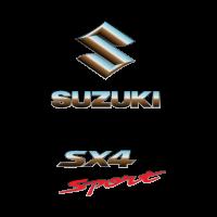 Suzuki SX4 Sport vector logo