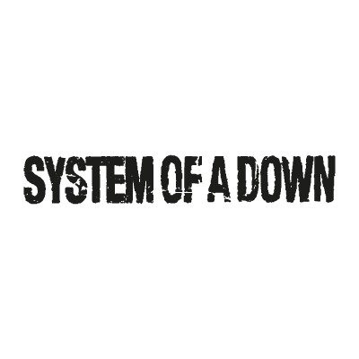 System of a Down logo vector
