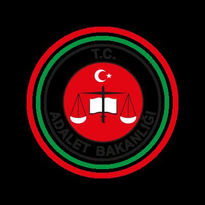T.C. Adalet Bakanligi logo vector