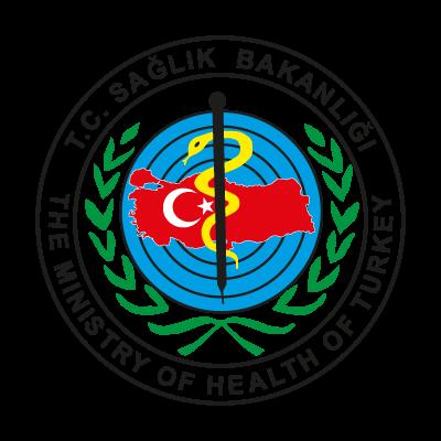 TC Saglik Bakanligi logo vector