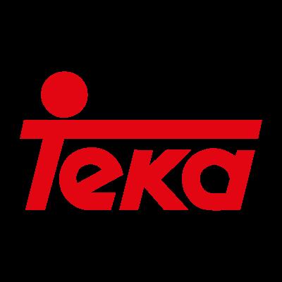 Teka logo vector