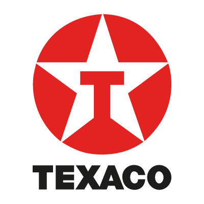 Texaco old logo vector
