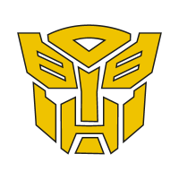 The autobots vector logo