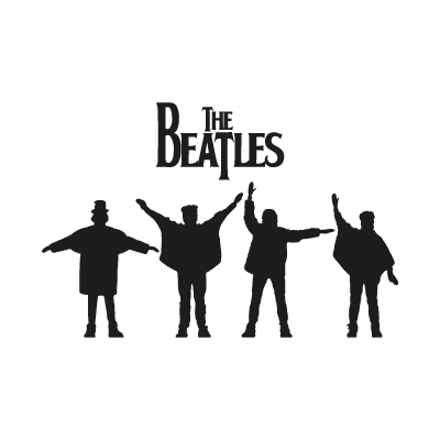The Beatles Help! logo vector