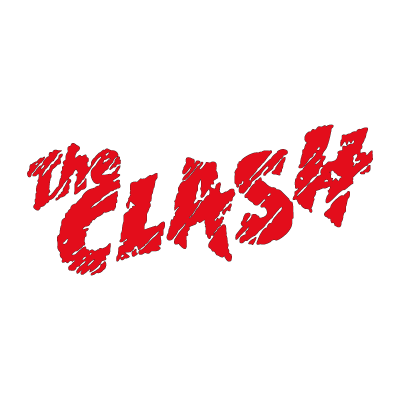 The Clash logo vector