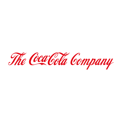 The Coca-Cola Company logo vector