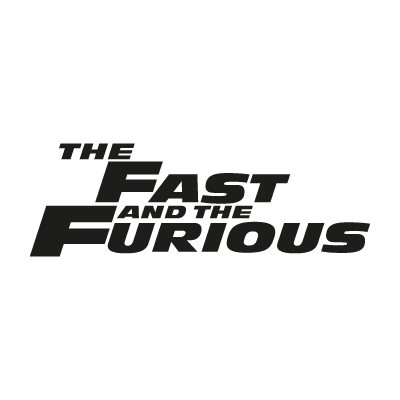 The Fast And The Furious logo vector