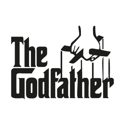 The Godfather logo vector