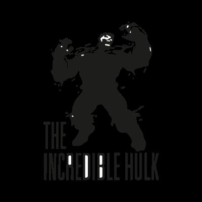 The Incredible Hulk logo vector