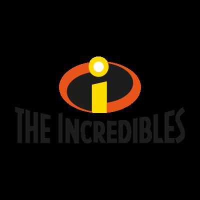 The Incredibles logo vector
