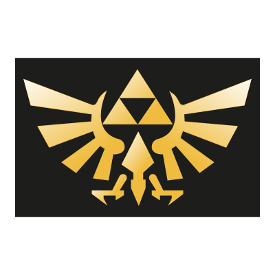 The Legend of Zelda logo vector