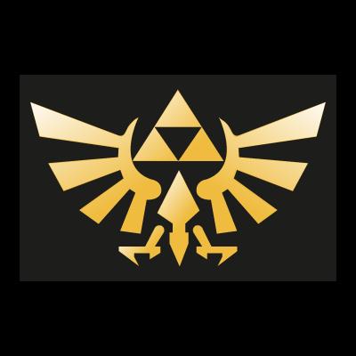 The Legend of Zelda logo vector
