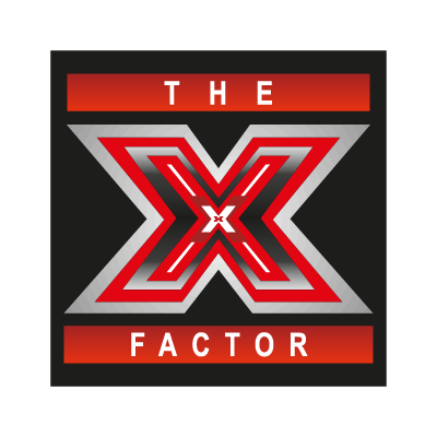 The X Factor vector logo