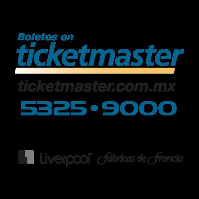 Ticketmaster (.EPS) logo vector