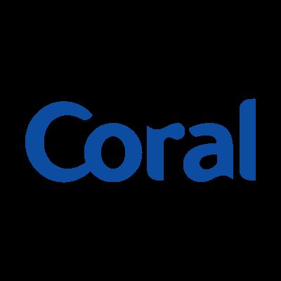 Tintas Coral logo vector