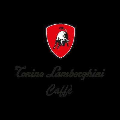Tonino lamborghini caffe logo vector