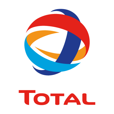 Total new logo vector