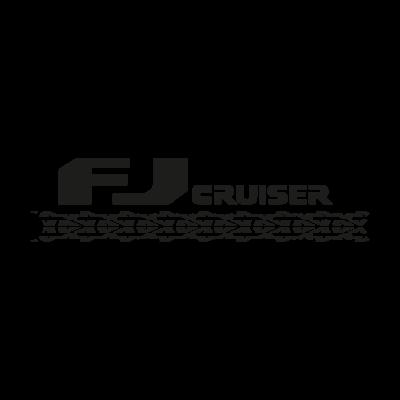 Toyota FJ Cruiser logo vector