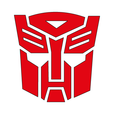 Transformers Autobot logo vector