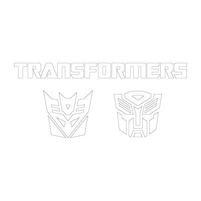 Transformers Classic logo vector