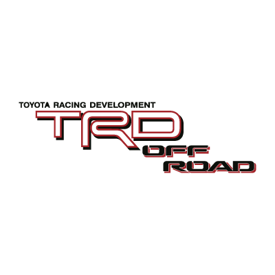 TRD Off Road logo vector