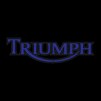 Triumph Motorcycles logo vector