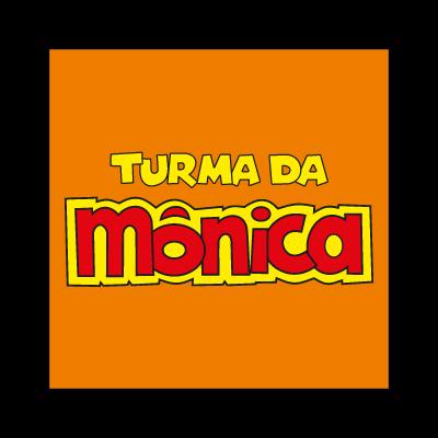 Turma da Monica logo vector