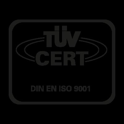 TUV Cert vector logo