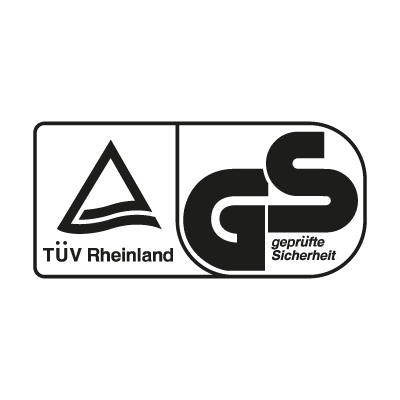 TUV GS Mark logo vector
