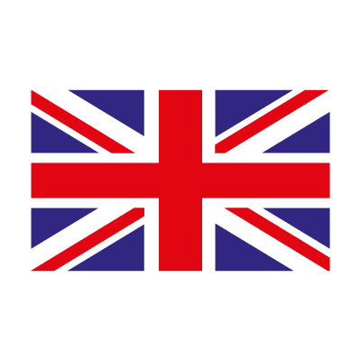 Flag of United Kingdom logo vector