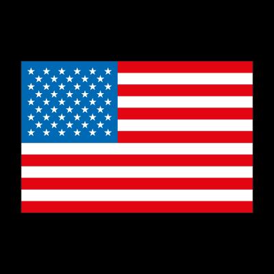 Flag of United State (.EPS) vector logo