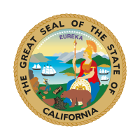 Seal of California vector logo