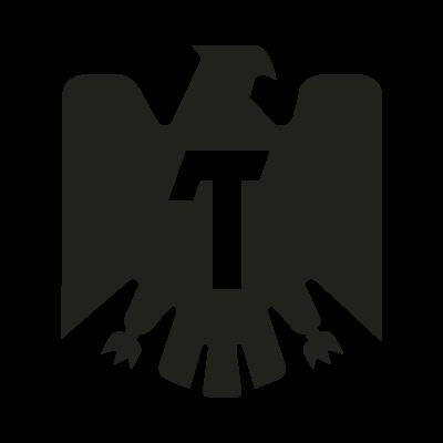 Tecate black vector logo