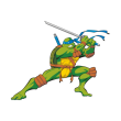 Teenage Mutant Ninja Turtles (TMNT) logo vector