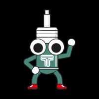 Tein pet vector logo