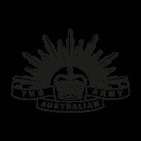 The Australian Army vector logo