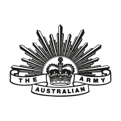 The Australian Army vector logo