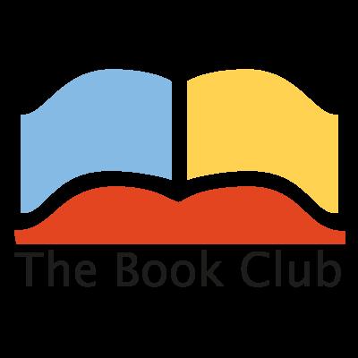 The Book Club logo vector