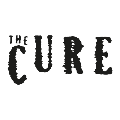 The Cure vector logo
