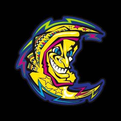 The doctor moon vector logo