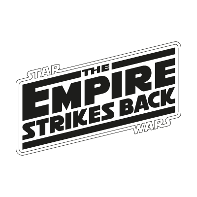 The Empire Strikes Back vector logo