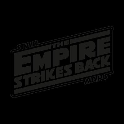The Empire Strikes Back logo vector