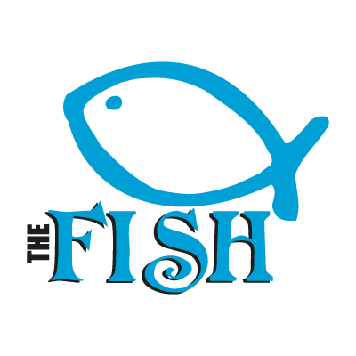 The Fish vector logo