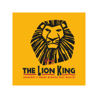 The Lion King vector logo