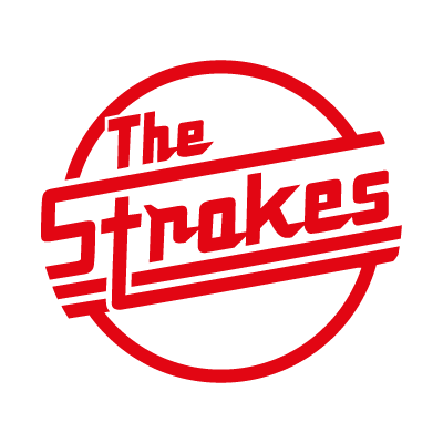 The Strokes (.EPS) vector logo
