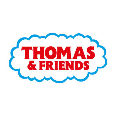 Thomas & Friends logo vector