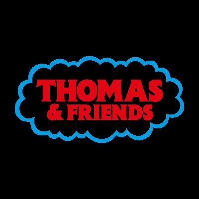 Thomas & Friends logo vector