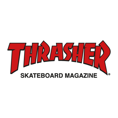 Thrasher Magazine logo vector